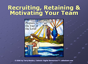 Recruiting, Retaining & Motivating Your Team