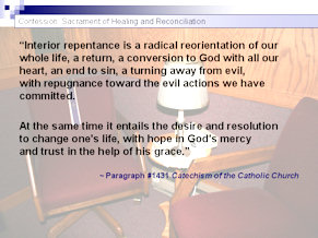 Confession: Sacrament of Healing and Reconciliation