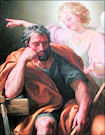 Learning trust from St. Joseph