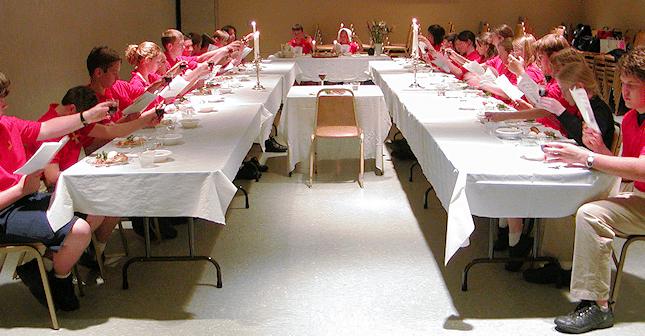 Parish Passover Seder