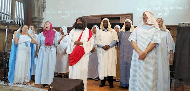 Passion Play for churches