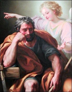 St Joseph and trust