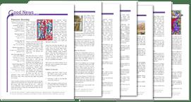 bulletin articles for Lent