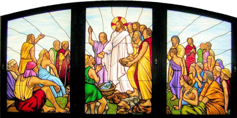 Catholic Digital Resources provide food for the soul like Jesus did